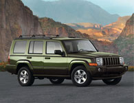 2006-2010 Jeep® COMMANDER (XK)