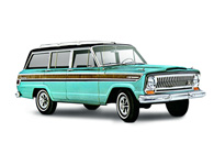 1966-1969 Jeep® SUPER WAGONEER (SJ)